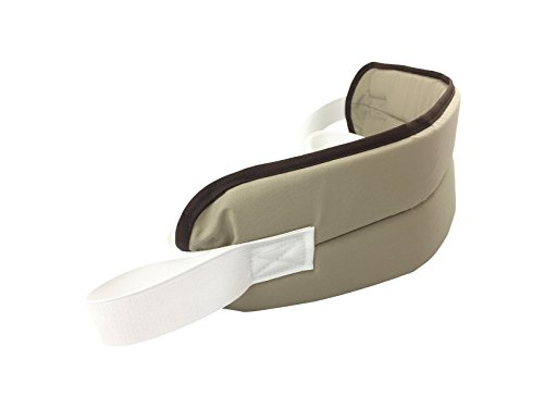 Soft Cushioned Belt for Wheelchair or Bed (2' Seat Chair)