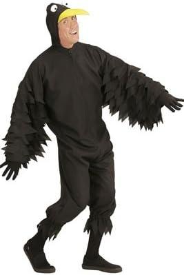 Disfraz de Cuervo para adulto: Amazon.es: Juguetes y juegos