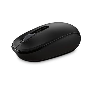 Microsoft - Wireless Mobile Mouse 1850 for Business, Inalámbrico, Negro: Amazon.es: Informática