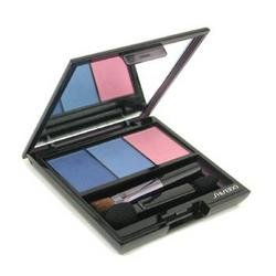Shiseido Luminizing Satin Eye Color Trio - # BL310 Punky Blues 3g/0.1oz (Parfum Ounce 0.1)