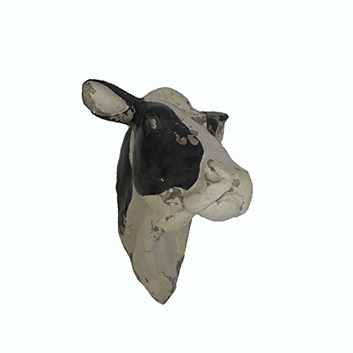 The Wildflower Company 53080A Clara Bell the Cow Wall Mount by The Wildflower Company