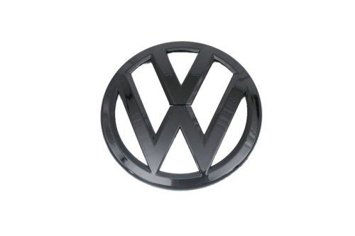 UPC 951456821384, Amoutlet Gloss Black Front Grille Emblem For VW Golf MK7