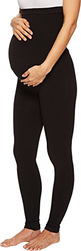 SPANX Women's Mama Look at Me Now Leggings, Very Black, Small by SPANX (Image #1)