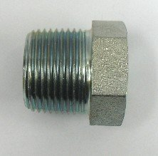 AF C3109-04-02-1/4 Male Pipe (.540''-18 Threads) X 1/8 Female Pipe (.405''-27 Threads) Bushing