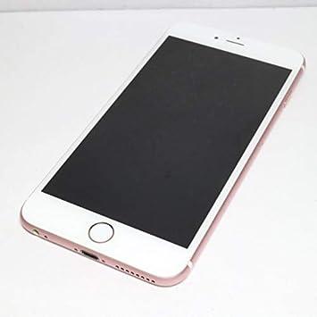 07b005c3d7 Amazon | 【docomo】 iphone 6s plus A1687 (16GB, ローズゴールド) MKUJ ...