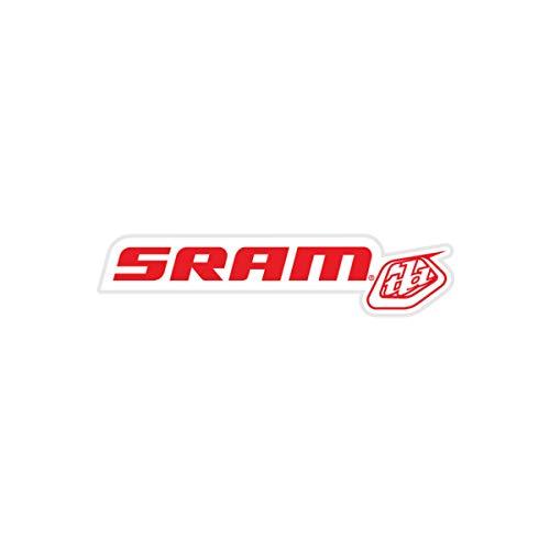 (Troy Lee Designs SRAM TLD STICKER; 4