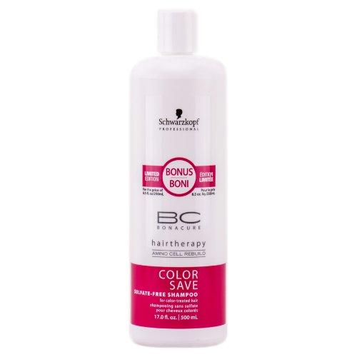 bc color save shampoo - 9