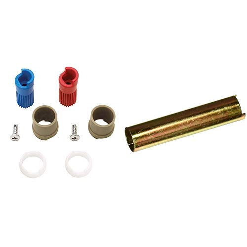 Moen 97479 Monticello Stem Extension Kit with Moen 14272 Cartridge Retainer Removal Tool for 2 Handle Cartridge