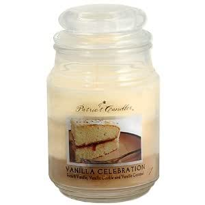 Patriot Candles Layered Jar Candle, 1 Each