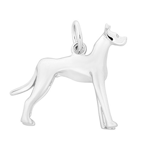(Silver on the Rocks Animal & Nature Charms, Sterling Silver Jewelry Charms for Necklace, Bracelet)