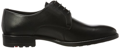 Lloyd Mannen Plaza Derby Zwarte (black)