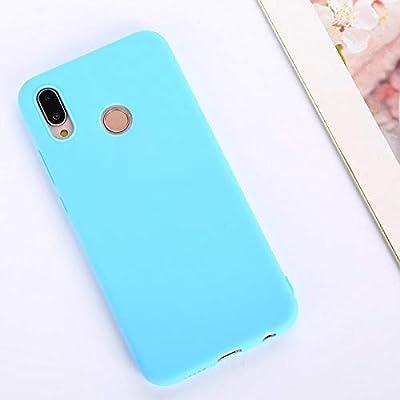 Amazon.com: Candy Color Case for Huawei Y6 Y5 Prime 2019 P20 ...