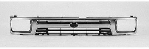 CPP Front Grille Assembly for 1992-1995 Toyota Pickup TO1200128