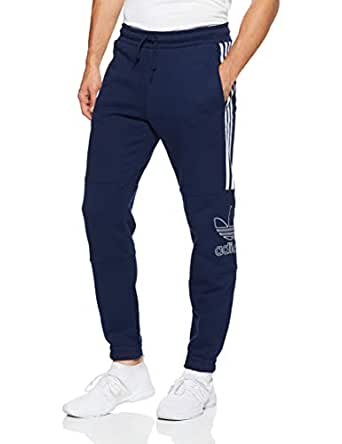 adidas Men's DH5791 Outline Pant, Collegiate Navy, S