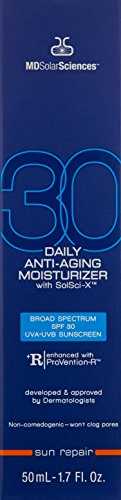 MDSolarSciences Daily Anti-Aging Broad Spectrum SPF 30 Moisturizer, 1.7 fl.oz. by MDSolarSciences (Image #2)