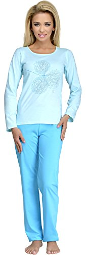 Merry Style Pijama para Mujer 286 Turquesa