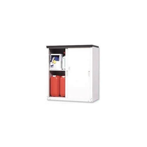 物置 小型 家庭用収納庫 高さ102cm B008VK681G