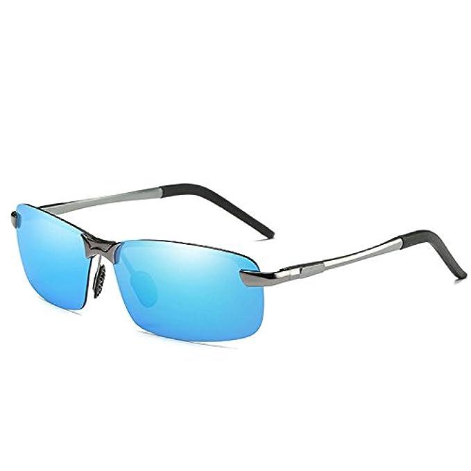 Size Gaolixiua Sole One Da Di Occhiali color Blue Per Dimensione Premium Notte Alla Moda Ombra