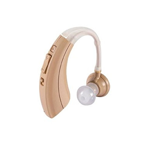 New EZ-220 ,Beige Color, Clearly Digital Hearing Ear By EASYUSLIFE , Rechargeable and Interchangeable , Adjustable Volume Control , Suitable For Men and - Specsavers Mens