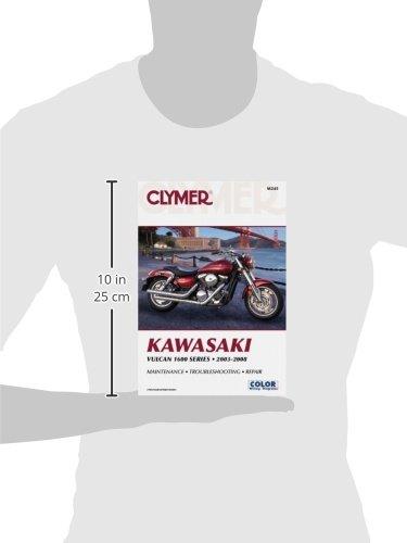 Kawasaki vulcan 1600 series 2003 2008 clymer penton staff kawasaki vulcan 1600 series 2003 2008 clymer penton staff 9781599695143 amazon books fandeluxe Gallery