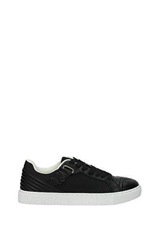 Versace Jeans Sneakers Herren - Nylon (E0YRBSD570108) EU Schwarz