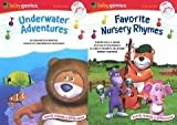 Baby Genius: Favorite Nursery Rhymes & Underwater