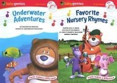Baby Genius: Favorite Nursery Rhymes & Underwater