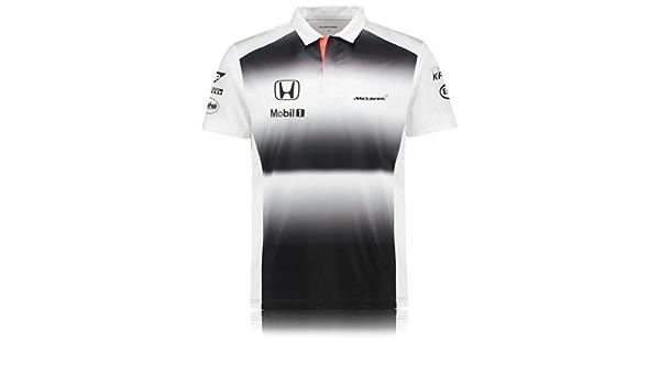 McLaren F1 de Honda Camisa de Polo de equipo de oficial 2016 ...