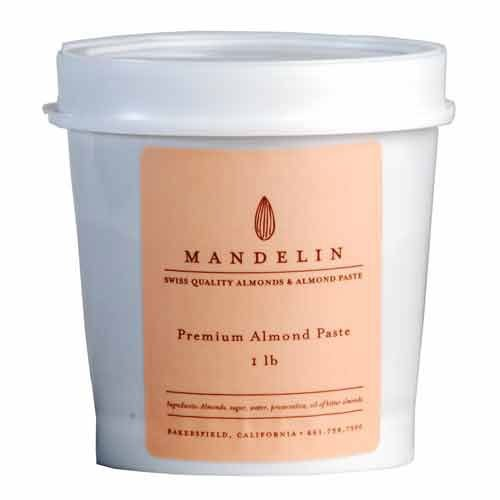 Premium Almond Paste - 66% Almonds