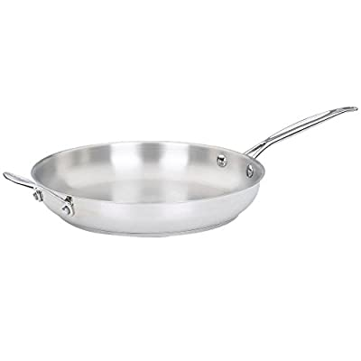 """Multiclad Pro Stainless Skillet - 12"""""""