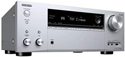 Onkyo TX-NR696(S) Receptor AV 7.2 (Sonido THX Cinema, Dolby/DTS:X ...