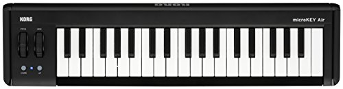 Korg microKEY air 37 - Key Bluetooth and USB MIDI Controller
