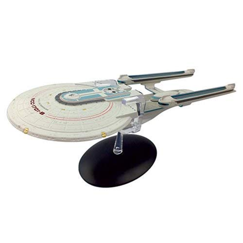 Spock Eaglemoss Star Trek Starships Special  24 LG Enterprise NCC1701B