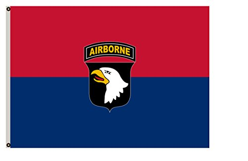 Fyon Uniformed Services Army Banner The 101st Airborne Division Flag 6x10ft