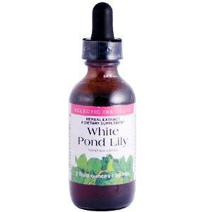 White Pond Lily - White Pond Lily Extract Eclectic Institute 2 oz Liquid by Eclectic Institute