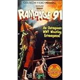 Rampage 91 WWF World Wide Wrestling Federation