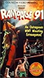 WWF Rampage '91 [VHS]