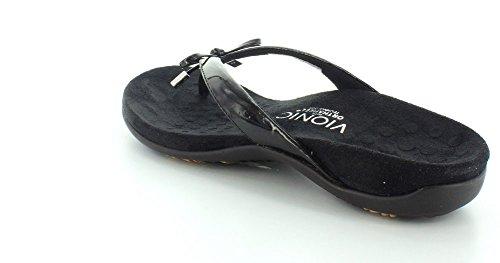 Women's Rest Sandal Black US BellaII Toepost Vionic 7M Z8x7qq
