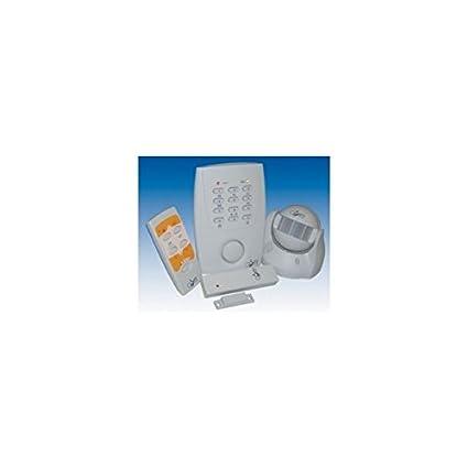 Coati AF125240 - Sistema alarma basico inalambrico blanco ...