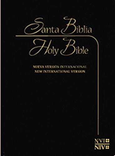 NVI/NIV Biblia Bilingue Español-Inglés (Spanish Edition)
