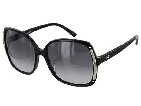 Amazon.com: Fendi fs5098 Gafas de sol fs-5098 Negro 001 ...
