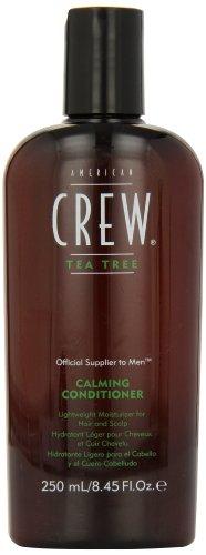 American Crew Tea Tree Calming Conditioner, 8.45-ounce