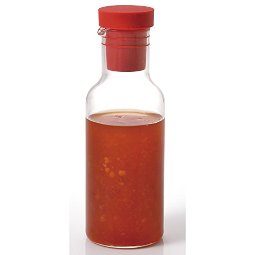 Hario Cooking Bottle, 150ml, Red by Hario (Image #2)
