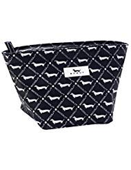 SCOUT CROWN JEWELS Makeup Pouch, Small Makeup, Accessory, and Cosmetic Bag for Purse with Zipper Closure (Multiple Patterns Available) (Women Bag Jewel)