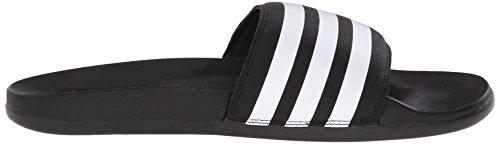 Adidas Adilette Supercloud Sandaal Zwart / Wit Adidas