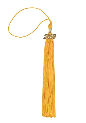 Graduation Tassel with Gold 2019 Year Charm