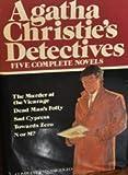 Agatha Christie's Detectives, Agatha Christie, 051737997X