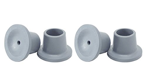 Replacement Foot Bath (Pivit Non Slip Bath Bench and Transfer Bench Rubber Replacement Suction Cup Feet, Fits 1