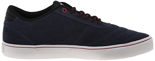 Huf Mens Galaxy Scarpa Da Skate Dark Navy / Bone White