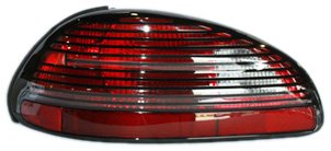 TYC 11-5924-01 Pontiac Grand Prix Driver Side Replacement Tail Light Assembly